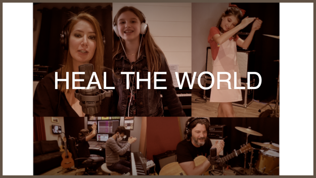 HEAL THE WORLD (40tena)
